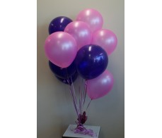10 Latex Balloons (available in any colour)