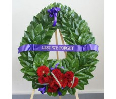 ANZAC Wreath- #008