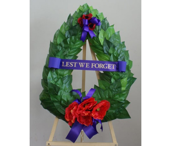 ANZAC Wreath- #009