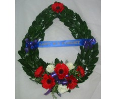 ANZAC Wreath- #002