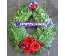 ANZAC Wreath- #006
