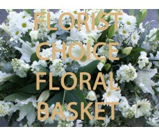 Florist Choice Floral Basket