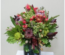 Red Native Bouquet