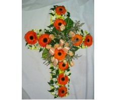 Orange Cross