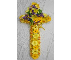 Lemon and Purple Cross