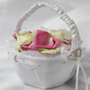 Flower Girl Baskets & Hair Pieces